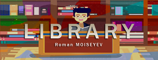 ©  MUSIC LIBRARY IN RUSSIAN FROM ROMAN MOISEYEV
